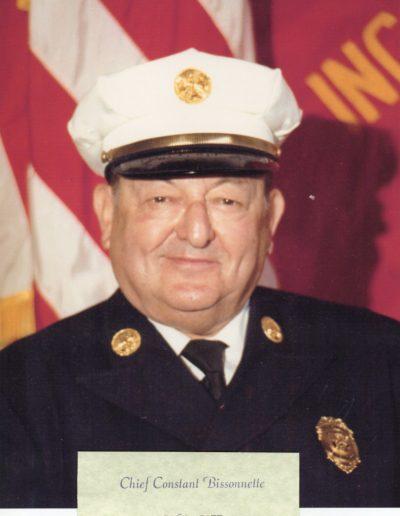 6 - Chief Constant Bissonnette 1969 - 1977