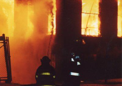 NFTA Mill Fire 3