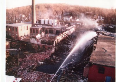 NFTA Mill Fire 4