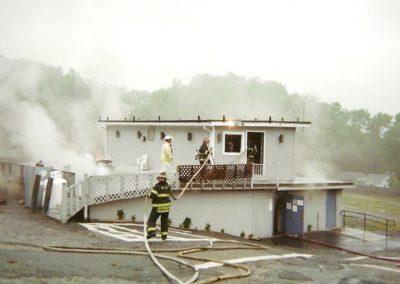 Rustic Fire 6-4-08